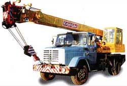 Автокран КС-2574
