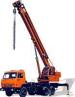 Автокран МКТБ-30