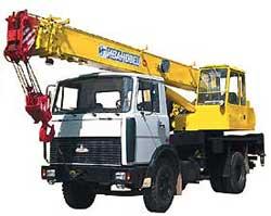 Автокран КС-35715-2