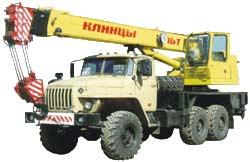 Автокран КС-35719-3-02