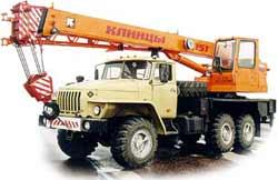 Автокран КС-35719-3