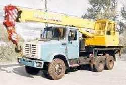 Автокран КС-35719-4