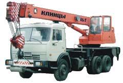 Автокран КС-35719-8-02