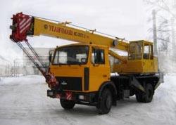 Автокран КС-3577-3