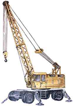 Самоходный кран КС-4361