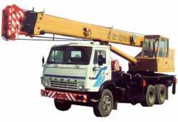 Автокран КС-45719-1