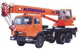 Автокран КС-45719-1А