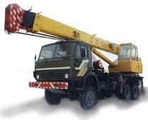 Автокран КС-45719-4