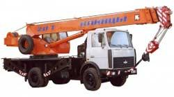 Автокран КС-45719-5А