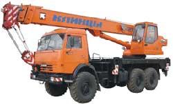 Автокран КС-45719-7А