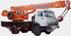 Автокран КС-45719-8А
