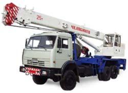 Автокран КС-45721