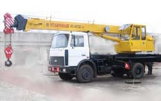 Автокран КС-45722