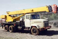 Автокран КС-4579