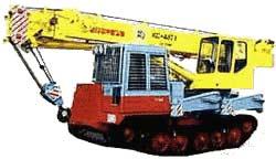 Самоходный кран КС-4671