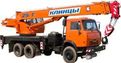 Автокран КС-55713-1К