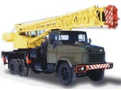 Автокран КС-55713-2