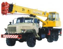 Автокран КС-55713-3