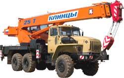 Автокран КС-55713-3К