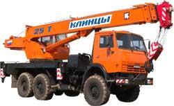 Автокран КС-55713-5К