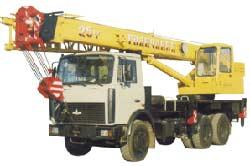 Автокран КС-55713-6