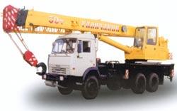Автокран КС-55715