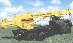 Автокран КС-55716-1