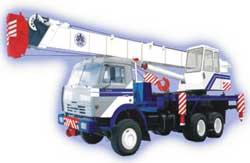 Автокран КС-55719Е-1