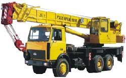 Автокран КС-55721-5