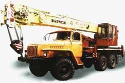 Автокран КС-55722-1