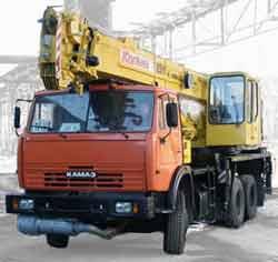 Автокран КС-55722-2
