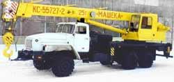 Автокран КС-55727-2
