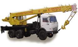 Автокран КС-55727-3