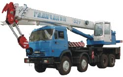 Автокран КС-55729-1