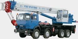 Автокран КС-55729-1Б