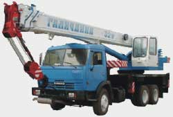 Автокран КС-55729-2