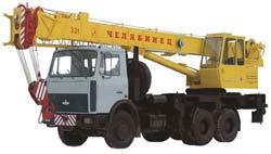 Автокран КС-55730