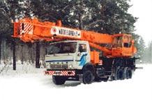 Автокран КС-5579.1