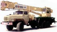 Автокран КС-5579.3