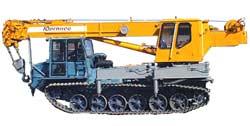 Самоходный кран КС-5671-1