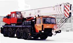 Самоходный кран КС-7976А